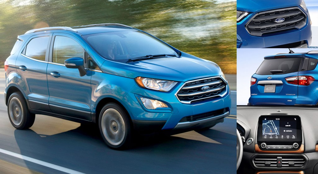 Image Result For Ford Ecosport High End