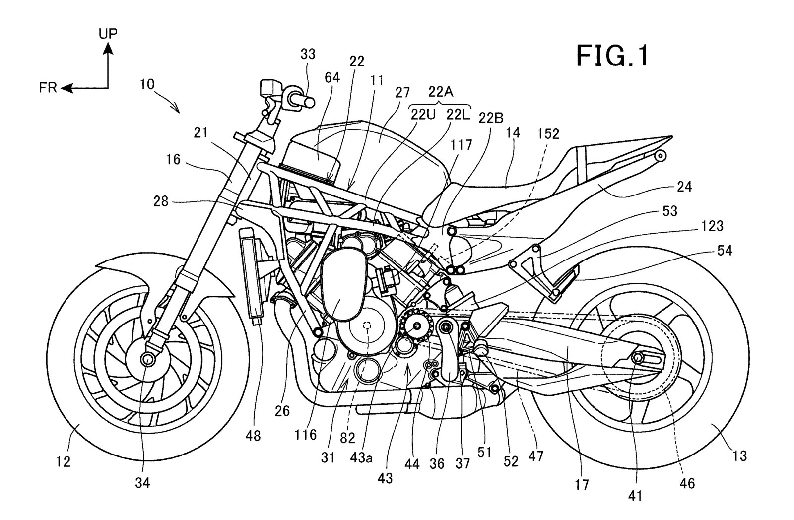Leaked Patents Reveal Honda S Supercharged V Twin Engine