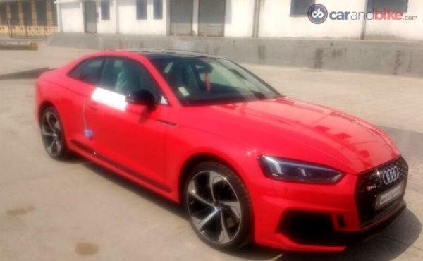 Audi RS5 India launch set for April 11