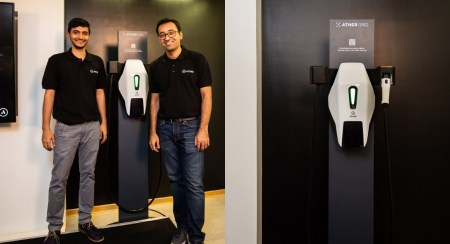 Ather Energy May Introduce An Electric Motorcycle In Two Years