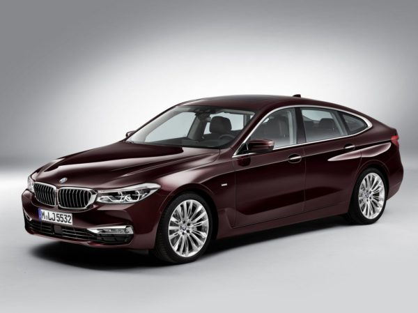 BMW 630d Gran Turismo launched at Rs. 66.50 lakh