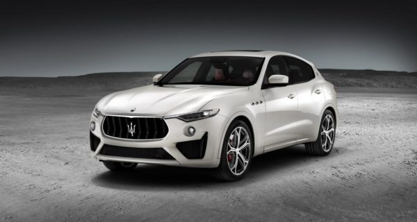 Maserati Levante GTS revealed at Goodwood with 542bhp