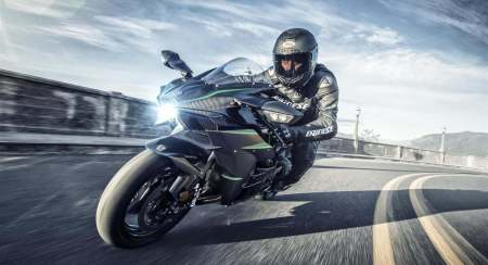 2019 Kawasaki Ninja H2 Range Launched In India; Prices Start From INR 34.50 Lakh