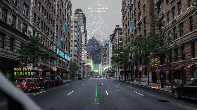 Moving over Head up Display, Hyundai to Introduce Holographic AR in Their Car