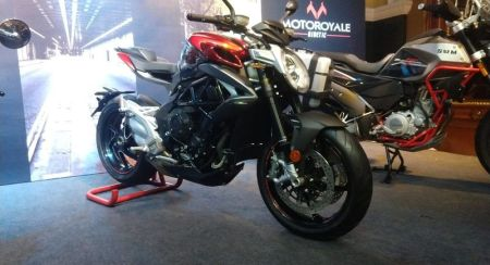 Here Is the New MV Augusta Brutale 800 RR, Launched at INR 18,99,000