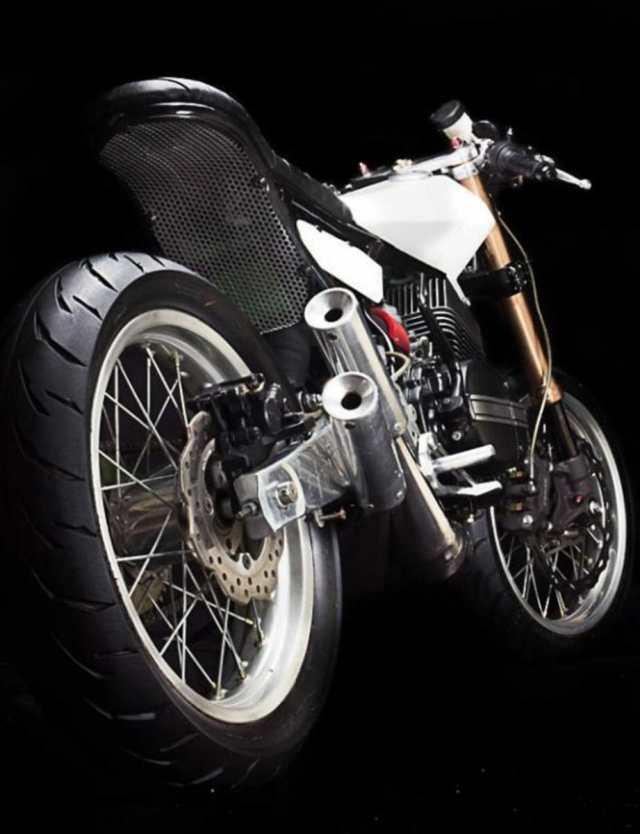 Modifikasi Yamaha RD 350 1