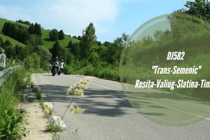 TransSemenic : Resita – Valiug – Slatina-Timis (DJ582) 2019