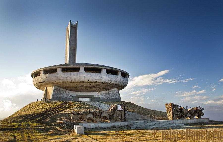 Pasul Shipka Bulgaria – Buzludzha