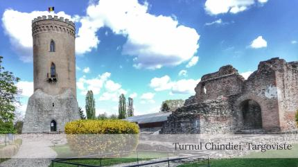 Turnul Chindiei, Targoviste