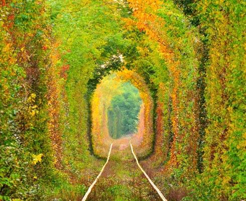 Tunelul Dragostei