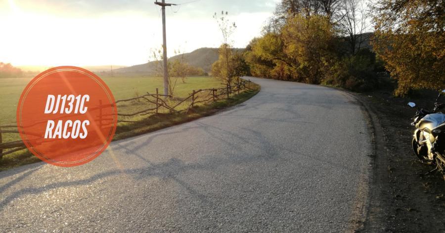 Drum spre Racos,BV (DJ131C)