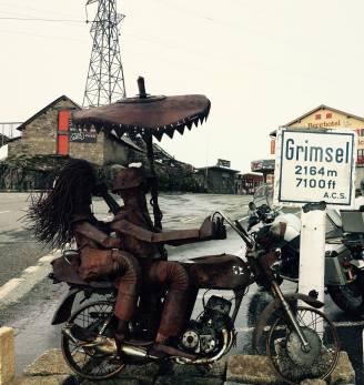 Pasul Grimsel