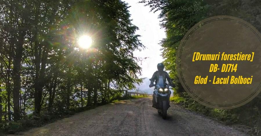 [Dâmbovița]DJ714 Glod – Lacul Scropoasa – Lacul Bolboci