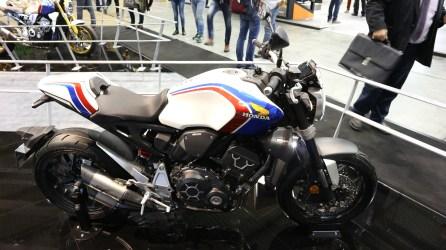 CB1000R pentru Honda Italia