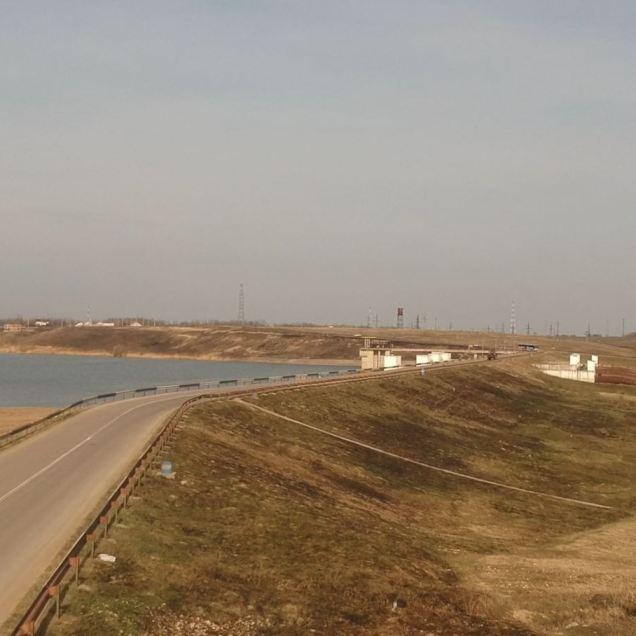 Barajul de la Frasinet