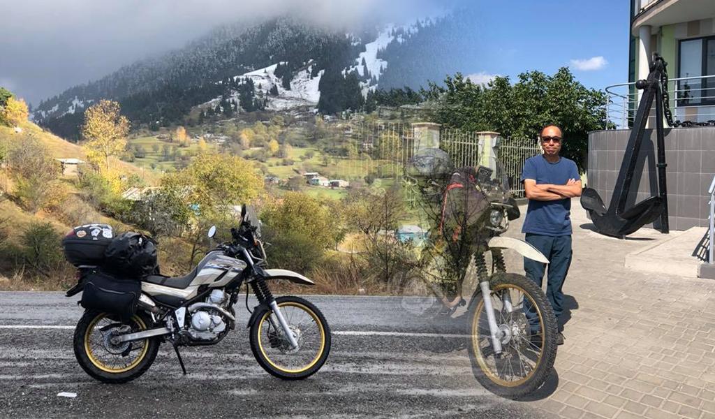 [Jurnal de călătorie] Shinichi Kobayashi – 250cc sunt suficienți pentru a vedea lumea