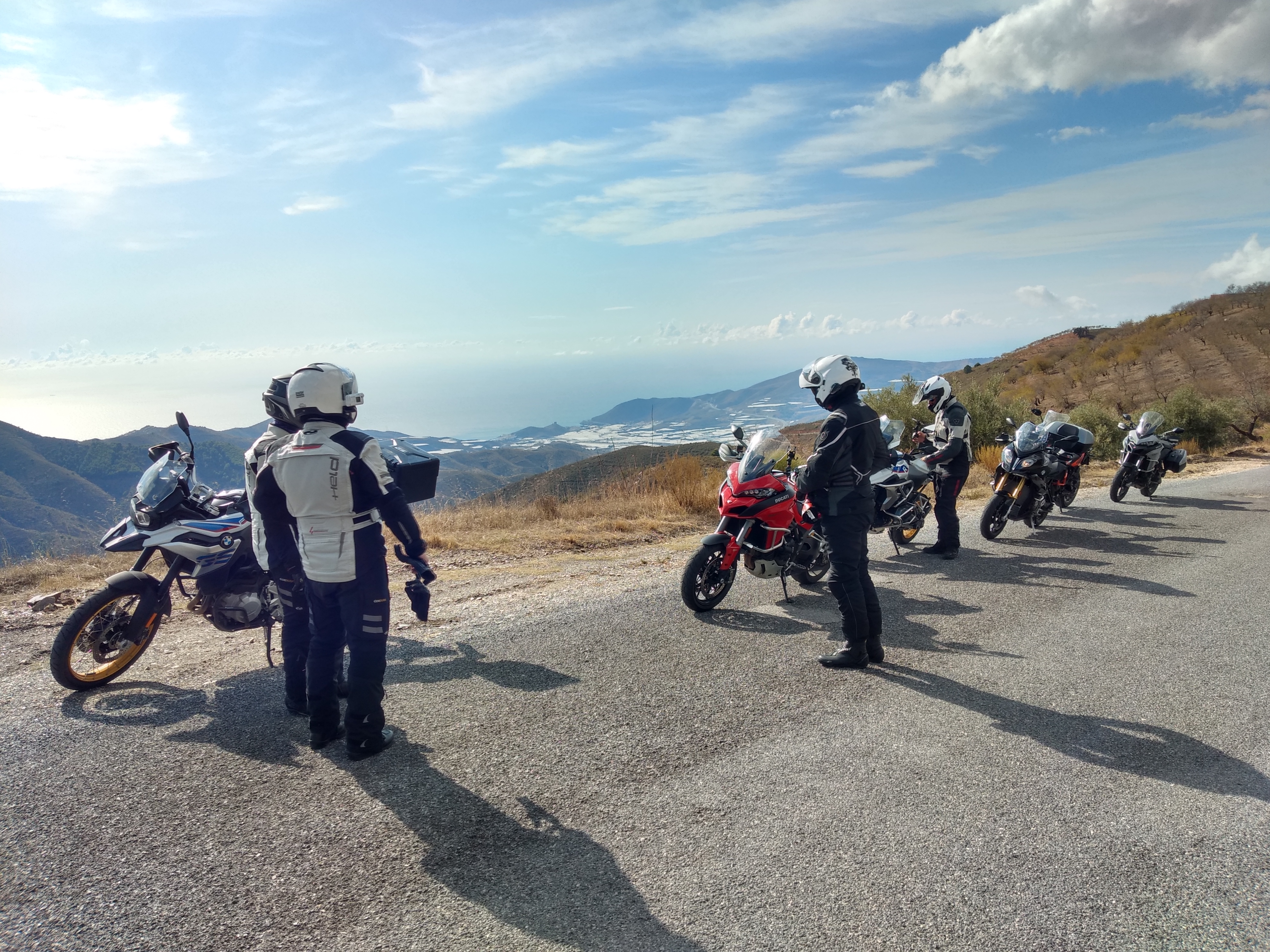 [VIDEO][Turism Moto] Cum a fost la Motorcycle Paradise Andalucia by Love for Ride [Ziua 1/3]