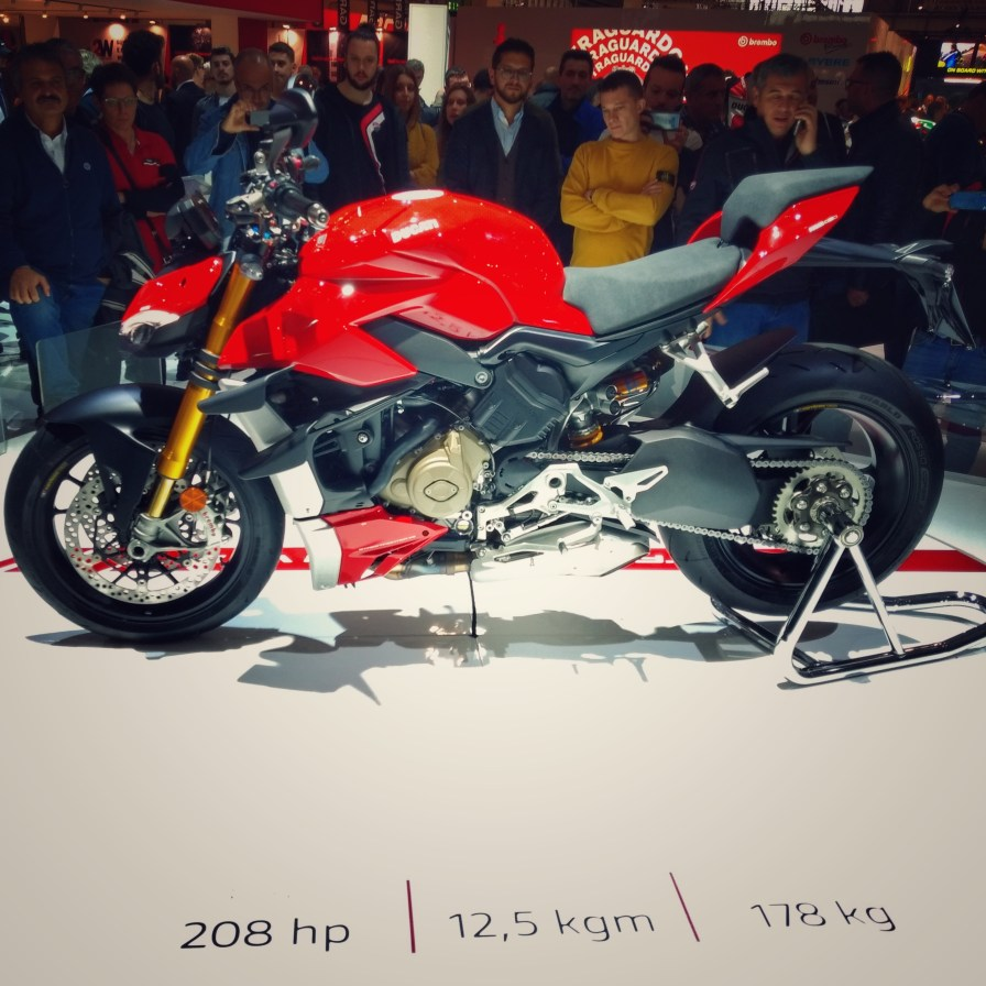 Ducati Streetfigther V4S
