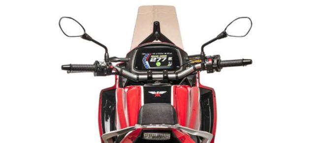 Moto Morini X-Cape