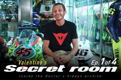 [LifeStyle][MotoGP] Arhivele secrete a lui Valentino Rossi