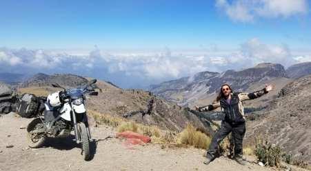 Piedra Grande, Mexic 4,267m