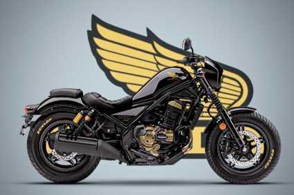[motoZvon] Honda ia la țintă Harley Davidson și Indian cu un nou Rebel de 1100cc