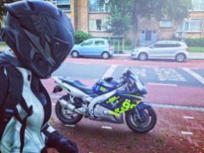 Yamaha Thundercat in prezent