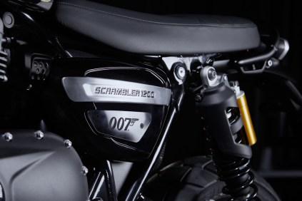 Scrambler 1200 Bond Edition