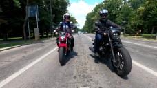 Honda CB500F & CMX500 Rebel