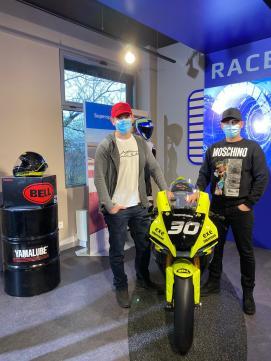 #30 MTS Motorsport - Yamaha R1