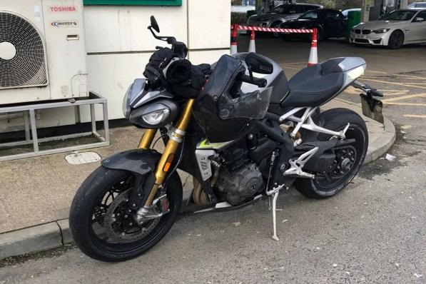 Speed Triple RS