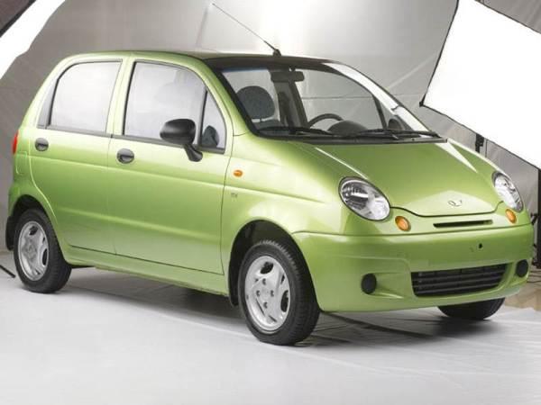 Daewoo Matiz (Дэу Матиз) - обзор, цены, фото, технические ...