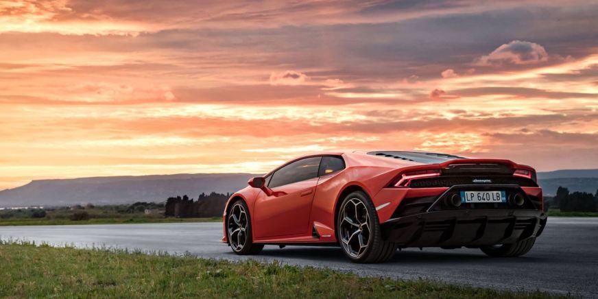 Lamborghini Huracan EVO - Every Day Amplified
