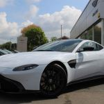 Used Aston Martin New Vantage Cars For Sale Grange