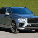 Bentley Bentayga 4 0 V8 First Edition 5dr Auto Mulling Driving Specification Automatic Estate 2020 At Bentley Chelmsford
