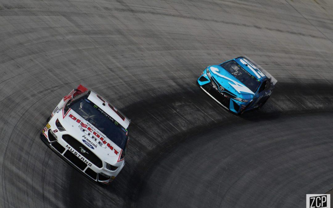 NASCAR Vooruitblik | Mei