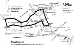 1952 Länge: 2,3 km