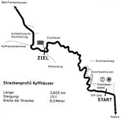 2001-2009 Länge: 3,825 km