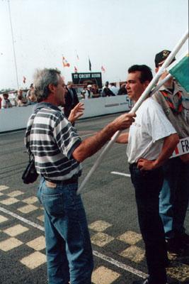 Assen 1998, Wer ist der Fahrer?, (rechts) Brasilien (?), Frankreich (?)