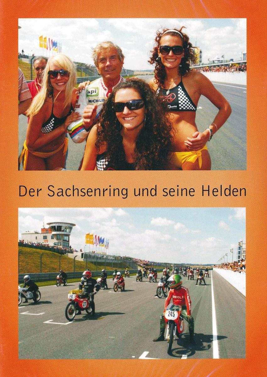 Der Sachsenring und seine Helden