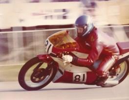Sachsenring 1987, 50ccm Ausweis, Jörg Schumann, Rainer Pommer?