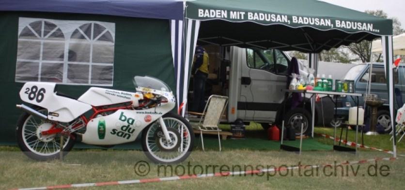 Baden mit Badusan, Badusan, Badusan...