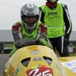 Achim Freund mit Beifahrer Sven Polchow