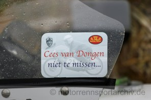 in memory of Cees van Dongen