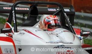Give me five - Nicolas Schatz ist auf dem besten Weg zur fünften Meisterschaft