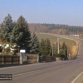 Streckenabschnitt Queckenberg