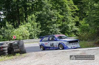 Robert Bauer hatte die Konkurrenz bis 1150ccm in allen drei Wertungsläufen im Griff.