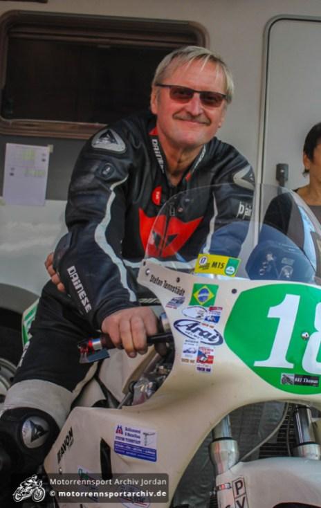Stefan Tennstädt war sowohl mit der bewährten Bakker-Rotax als auch mit seiner OZ schnell unterwegs.
