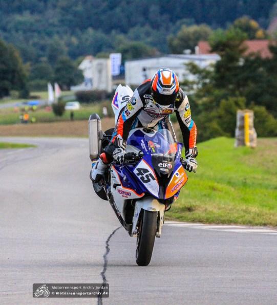 Superbike-Sieger Sebastien Le Grelle