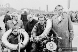 Die DDR-Meister Seitenwagen bis 500ccm Krause-Trinkhaus aus Berlin